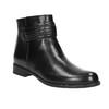 Damskie botki bata, czarny, 594-6614 - 13