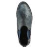 Botki damskie bata, niebieski, 591-9616 - 19