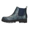 Botki damskie bata, niebieski, 591-9616 - 26