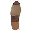 Skórzane męskie półbuty bata, czarny, 826-6643 - 26