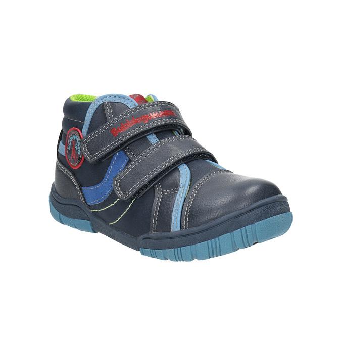 Dziecięce botki mini-b, niebieski, 211-9605 - 13