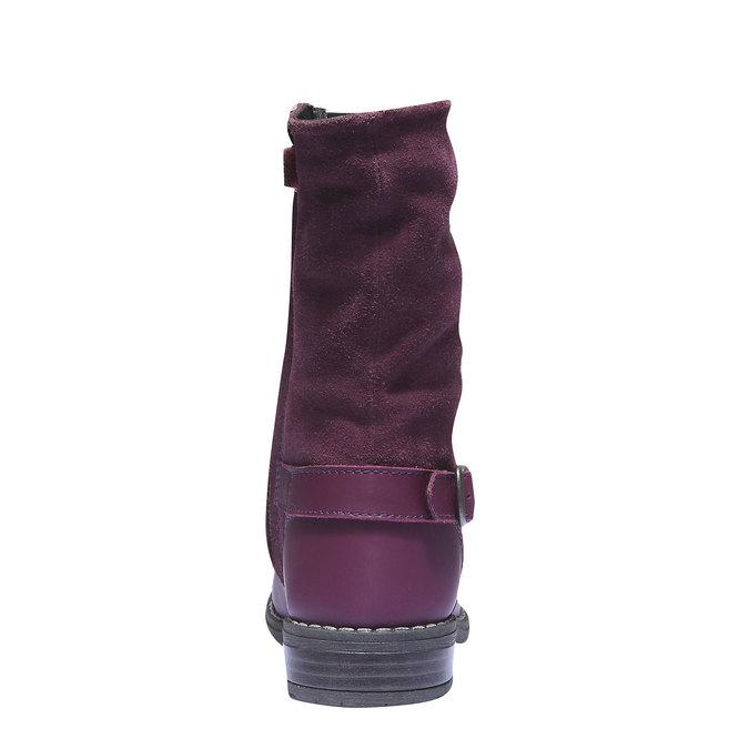 Buty dziecięce mini-b, czerwony, 394-5101 - 17