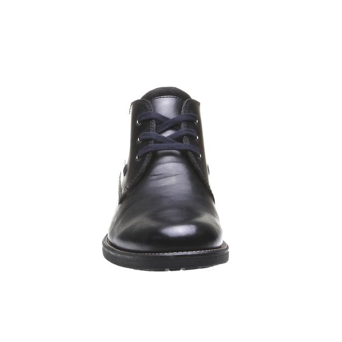 Buty do kostki bata, czarny, 894-6661 - 16