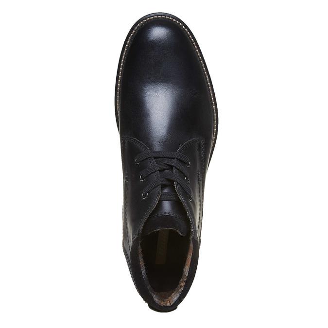 Buty do kostki bata, czarny, 894-6661 - 19