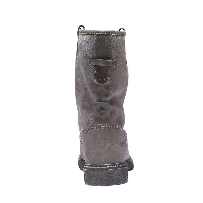 Skórzane buty z antypoślizgową podeszwą weinbrenner, brązowy, 596-3100 - 17