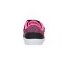 Modne dziecięce buty sportowe nike, czarny, 109-6322 - 17