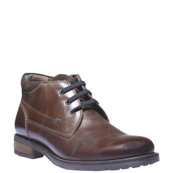 Buty do kostki bata, brązowy, 894-4661 - 13