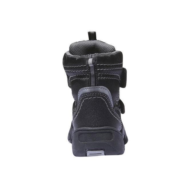 Buty dziecięce mini-b, czarny, 499-6109 - 17
