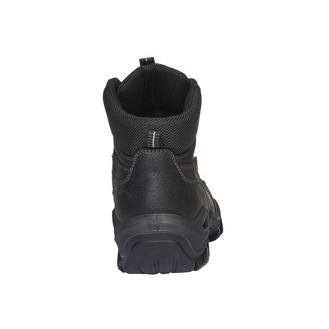Zimowe outdoorowe buty do kostki bata, czarny, 894-6123 - 17