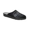 Kapcie męskie bata, czarny, 879-6601 - 13