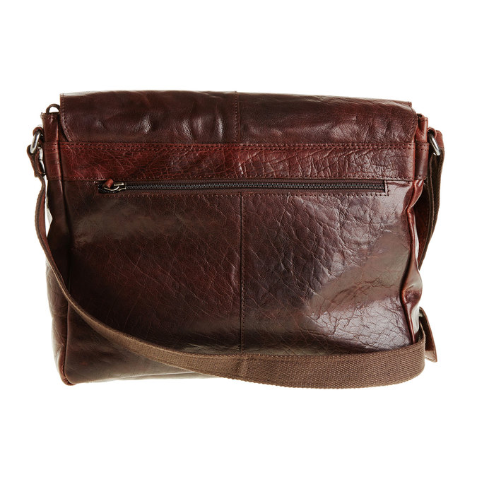 Skórzana torba bata, brązowy, 964-4178 - 26
