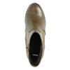 Botki na szerokim obcasie bata, brązowy, 791-3601 - 19