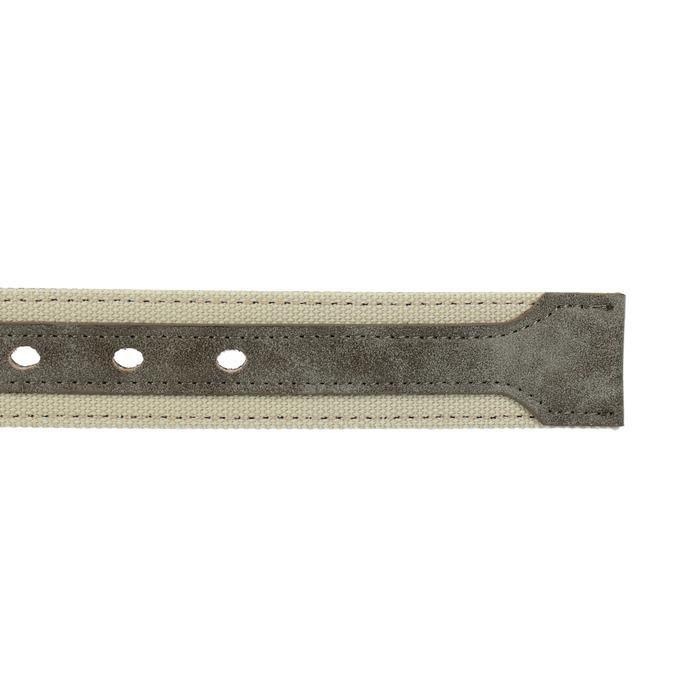 Nieformalny pasek zmateriału tekstylnego bata, żółty, 959-8261 - 16