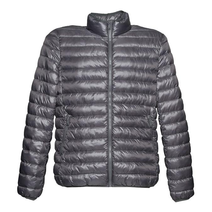 Męska pikowana kurtka bata, szary, 979-2613 - 13