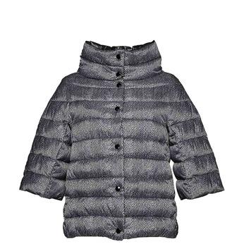 Damska pikowana kurtka bata, czarny, 979-6647 - 13