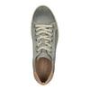 Męskie skórzane buty sportowe weinbrenner, szary, 843-2620 - 19