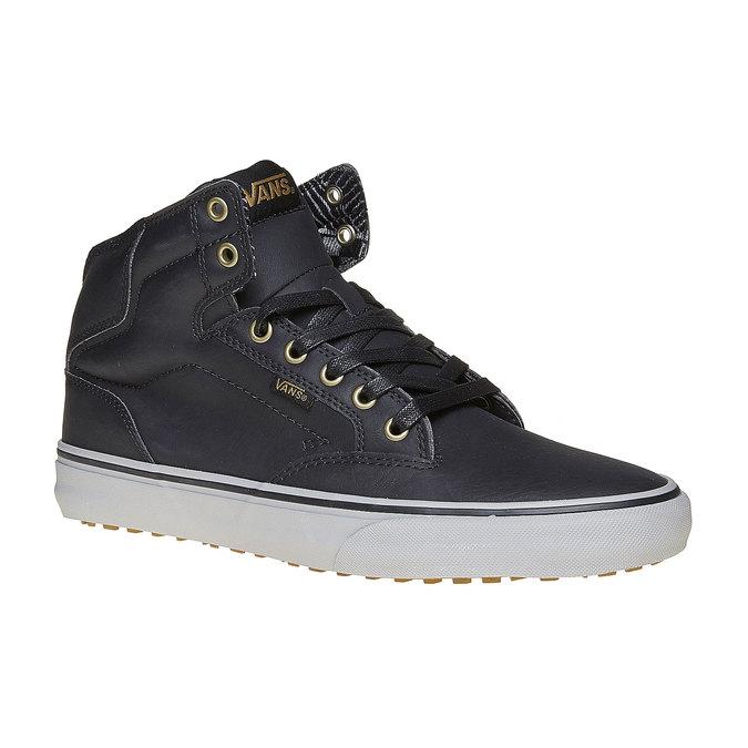 Męskie buty sportowe do kostki marki Vans vans, czarny, 809-6310 - 13