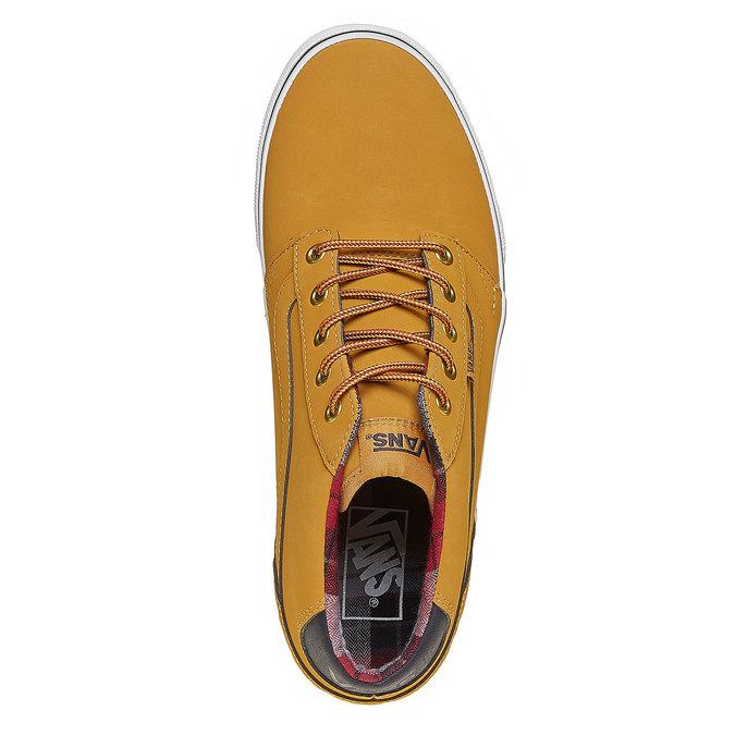 Męskie trampki marki Vans vans, żółty, 801-8306 - 19