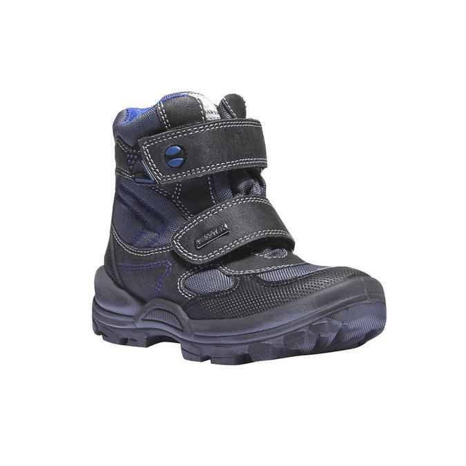 Chłopięce buty zimowe mini-b, szary, 399-2100 - 13