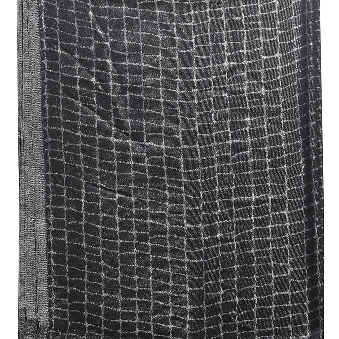 Damski szal bata, czarny, 909-6352 - 26