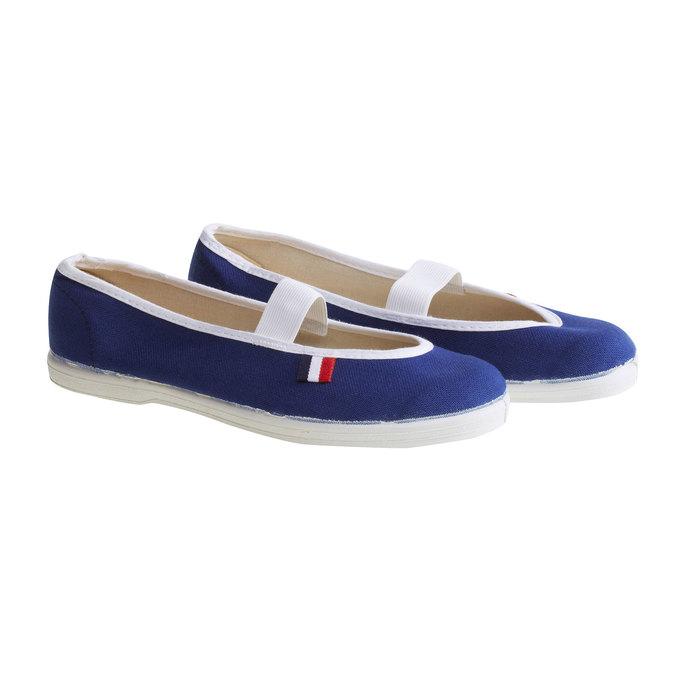 Tenisówki dziecięce bata, niebieski, 379-9100 - 26