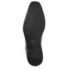 Męskie skórzane półbuty bata, brązowy, 824-4722 - 26