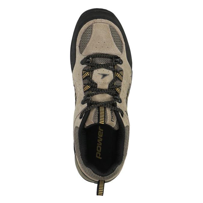 Trampki męskie w stylu outdoor power, brązowy, 803-3108 - 19