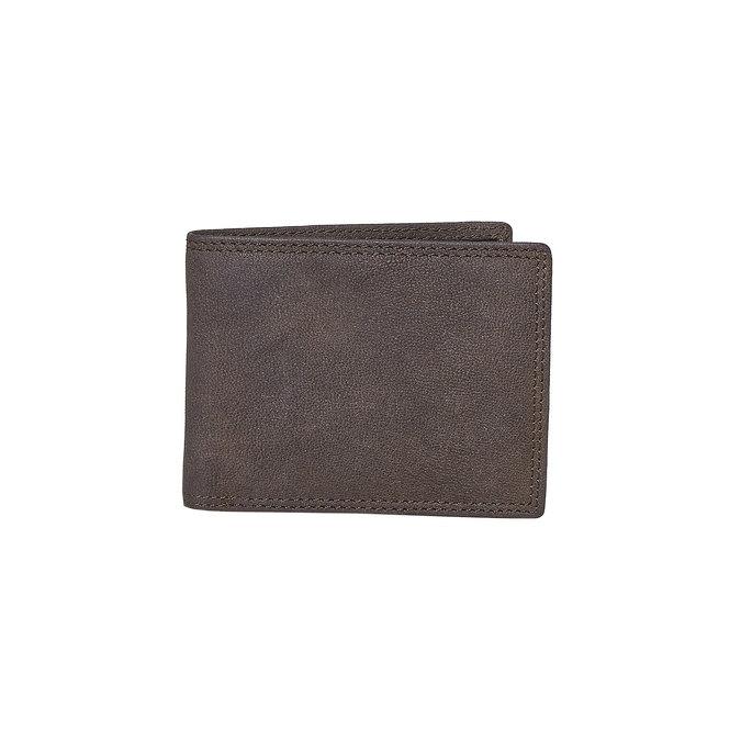 Skórzany portfel męski bata, brązowy, 944-4129 - 13