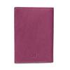 Skórzane etui na karty bata, różowy, 944-5158 - 26