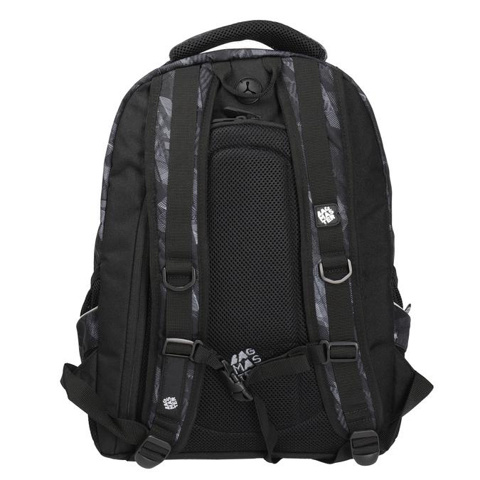 Plecak szkolny dla dzieci bagmaster, czarny, 969-6606 - 19