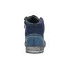 Granatowe trampki dziecięce za kostkę mini-b, niebieski, 411-9600 - 17