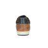 Nieformalne trampki ze skóry bata, brązowy, 844-4622 - 17
