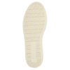 Skórzane trampki męskie za kostkę bata, niebieski, 846-9606 - 26