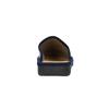 Kapcie męskie zpełnymi noskami bata, niebieski, 871-9304 - 17