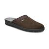 Kapcie męskie bata, brązowy, 879-4600 - 13