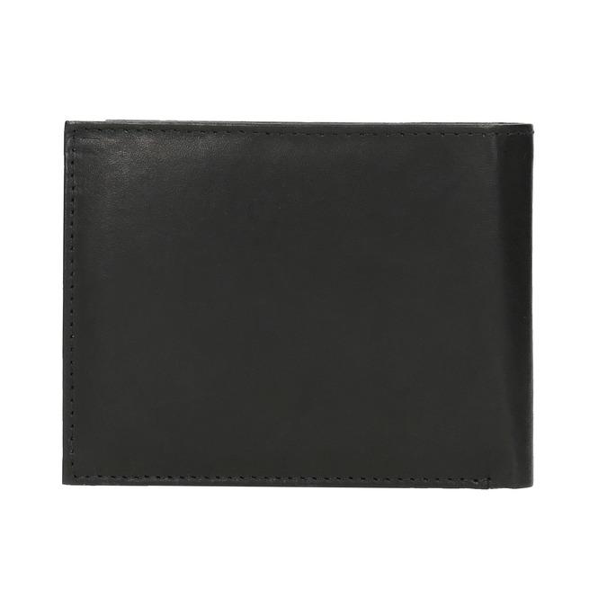 Skórzany portfel męski bata, czarny, 944-6171 - 19