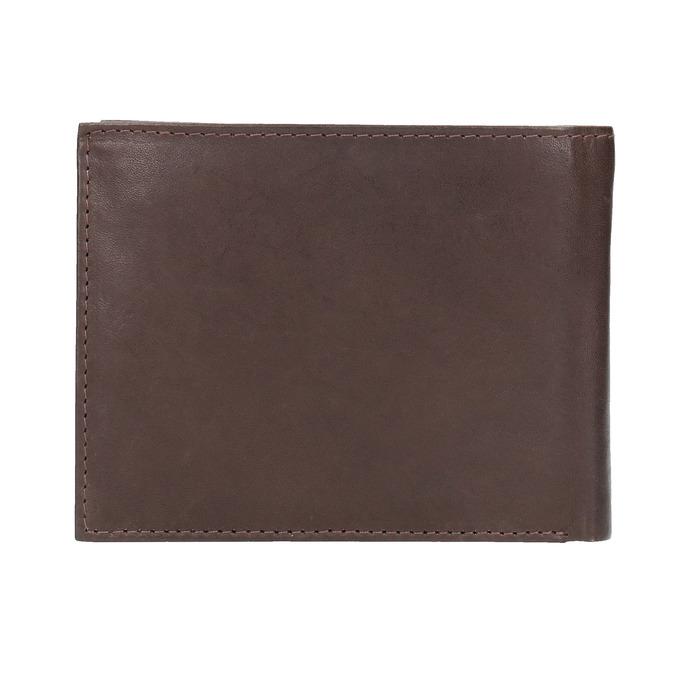 Skórzany portfel męski bata, brązowy, 944-4171 - 19