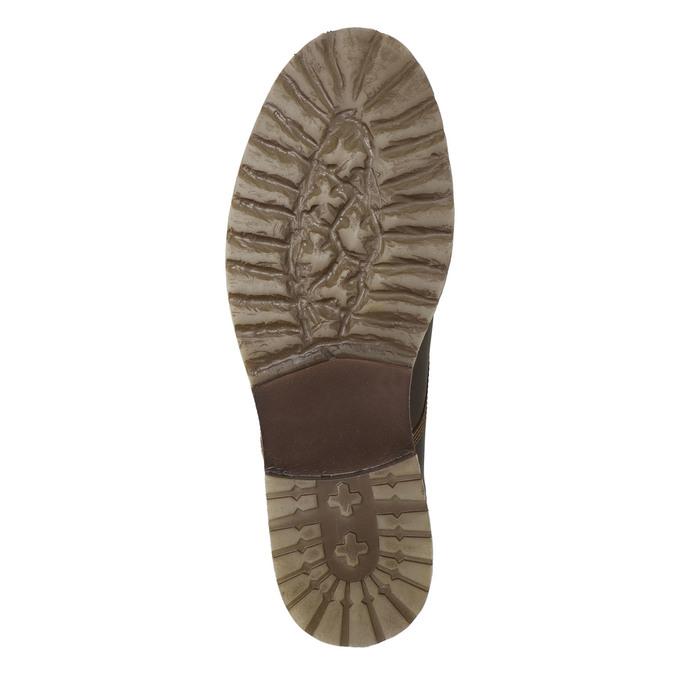 Męskie buty zimowe bata, brązowy, 894-4644 - 19
