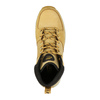 Skórzane buty męskie za kostkę nike, brązowy, 806-8435 - 19