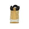 Skórzane buty męskie za kostkę nike, brązowy, 806-8435 - 17
