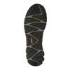 Skórzane buty męskie za kostkę merrell, brązowy, 806-4842 - 26