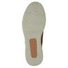 Skórzane buty za kostkę, zpodeszwą wnieformalnym stylu bata, brązowy, 894-3660 - 26