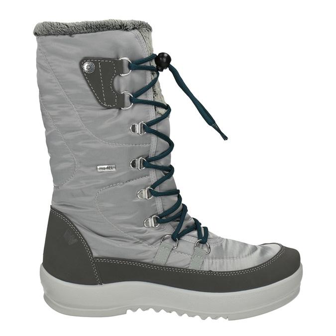 Śniegowce damskie weinbrenner, szary, 599-2612 - 15