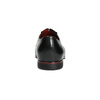 Czarne skórzane półbuty typu oksfordy conhpol, czarny, 824-6868 - 17