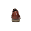 Brązowe skórzane oxfordy męskie vagabond, brązowy, 824-3048 - 15