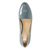 Skórzane damskie buty w stylu Loafers bata, niebieski, 518-9600 - 19