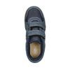Dziecięce buty sportowe z przeszyciami mini-b, niebieski, 411-9604 - 19