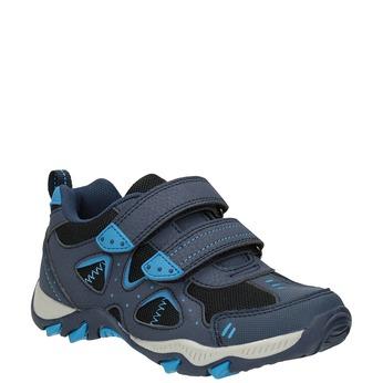 Dziecięce buty sportowe mini-b, niebieski, 411-9605 - 13