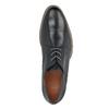 Czarne półbuty męskie ze skóry bata, niebieski, 826-6793 - 19