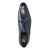 Niebieskie półbuty męskie ze skóry bata, niebieski, 826-9836 - 19
